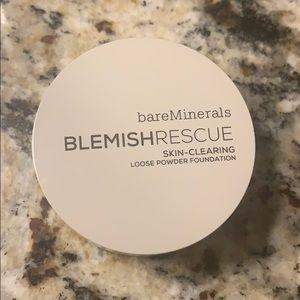 Bare Minerals Blemish Rescue Fairly Medium New